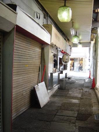 下北沢駅前食品市場09