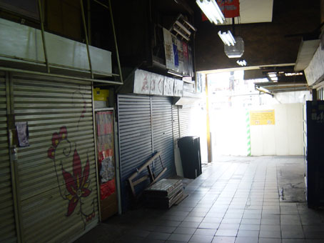 下北沢駅前食品市場10