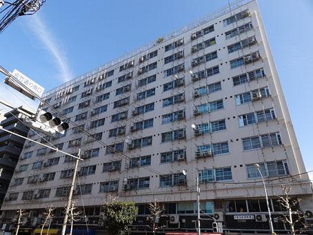 台東小島アパート1