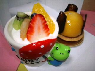 kidokoroケーキ♪
