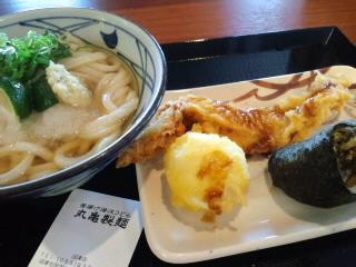 丸亀製麺。