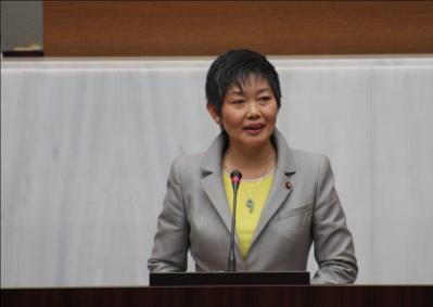 2011年12月議会 栗山写真