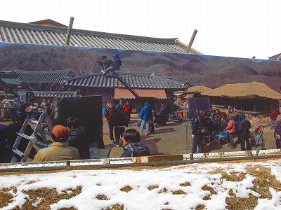 冬の韓国寸描