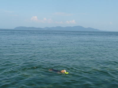 琵琶湖だよぉ♪