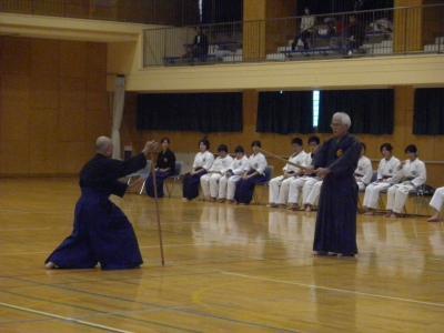 杖組太刀術1