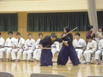 長棬組太刀術3
