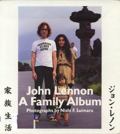 ジョンレノンの家族生活c