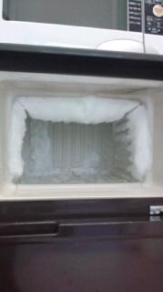 冷凍庫中期