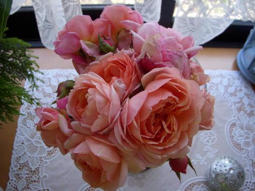 2011最後のバラ