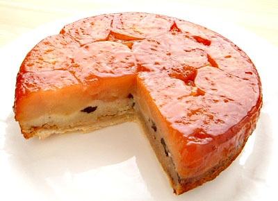 紅玉林檎のタルトタタン