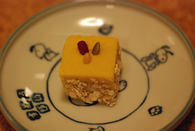 ワンコプチケーキ