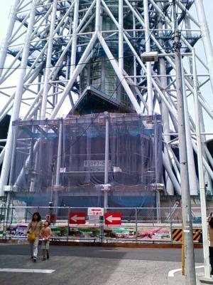 2011.5.9  下町 スカイタワー 2