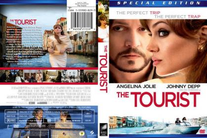 The tourist 2010 cover