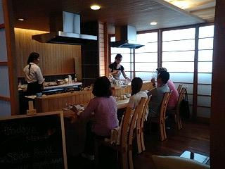 キッチンCafe開催中