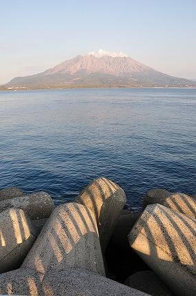 本日の桜島