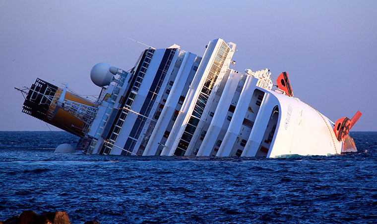 LONDON Love&Hate 愛と憎しみのロンドン 船舶産業受難の週末