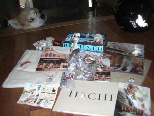 HACHI goods