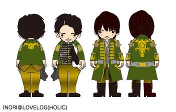 Kingコン衣装-3