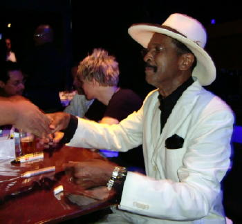 Larry Graham in business