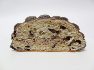 チョコチップメロンパン3