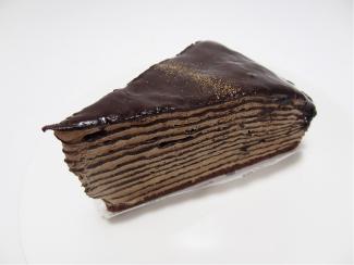 生チョコミルクレープ2