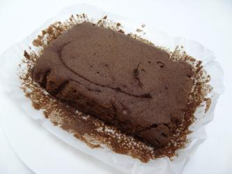 ふんゎり口溶けチョコケーキ4