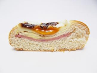目玉焼き&ソーセージパン3