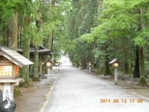 遠江國一宮 小國神社2