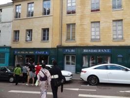 レストラン Fou du Roy