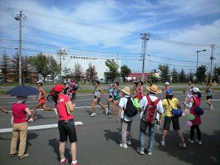 2011 北海道マラソン (2)