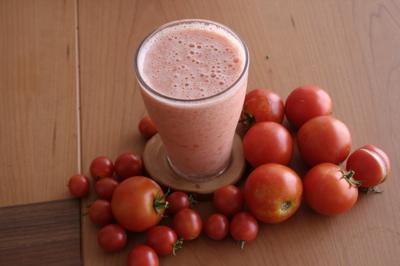 tomatoジュース