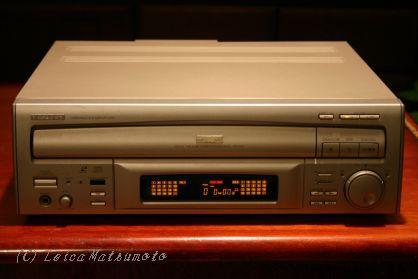 レーザープレーヤー DP-L2000
