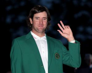 Bubba Watson at the 2012 Masters 6