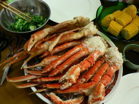 2009年9月1日夕食