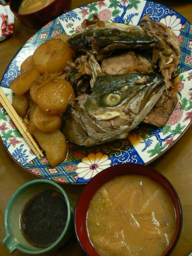 2009年10月2日夕食