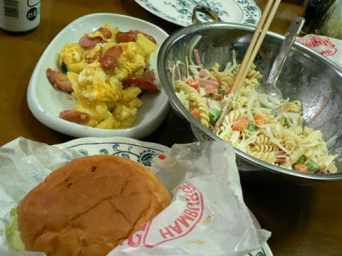 2009年10月8日夕食