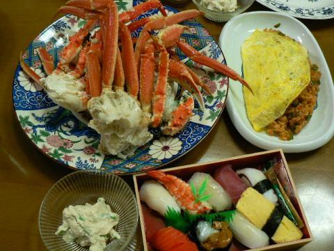 2009年9月15日夕食
