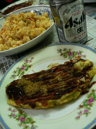 2009年9月16日夕食