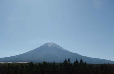 富士吉田の富士