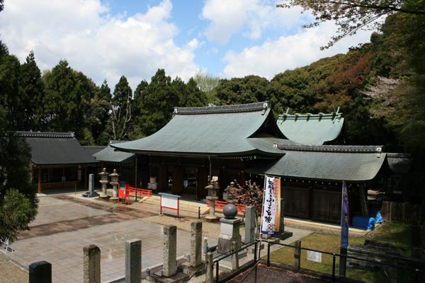 京都霊山護國神社-3