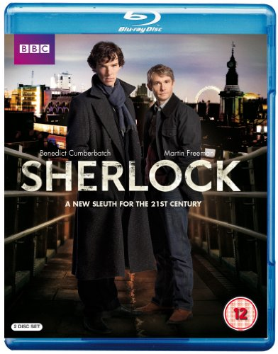 Sherlock: Season One [Blu-ray] [Import]