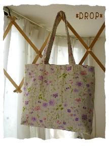 トート 紫花 1