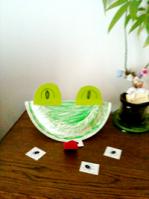 frog eat bugs