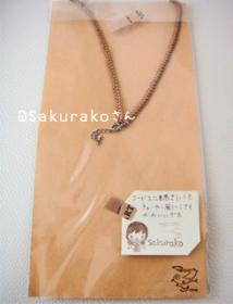 Sakurakoさんネックレス2