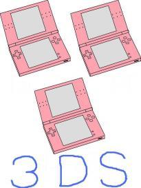 3DS (・ω・)モニュ?