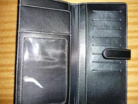 本革パスポートケース
