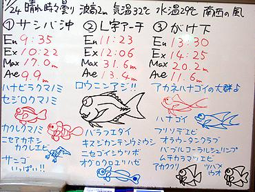 宮古島 ログデータ 2009/7/24