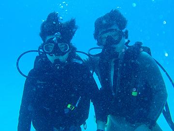 宮古島 クリスタルパーク 体験ダイビング