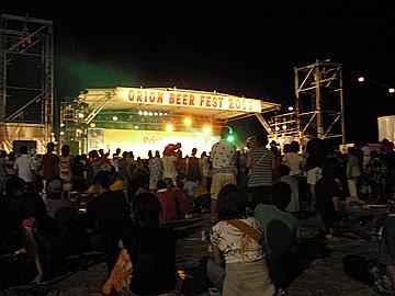 宮古島 オリオンビアフェスト2009