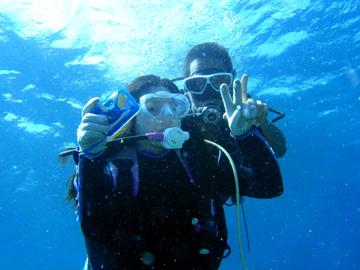 宮古島 体験ダイビング